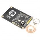 13.56MHz NFC / RFID Module w/ PCB Antenna / Cipher Key - Black + White