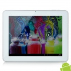 "AMPE A90 9.7"" Capacitive Screen Android 4.0 Dual Core Tablet PC w/ TF / Wi-Fi / Camera - Silver"