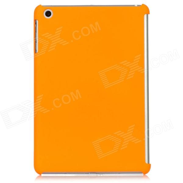 Protective Plastic Back Case for Ipad MINI - Orange 710 mini sit for fryers flame failure device ffd thermostat 0710743 710743
