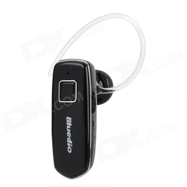 Bluedio DF630 Bluetooth V3.0+EDR Handsfree Stereo Headset w/ Charger Set for Iphone / HTC - Black