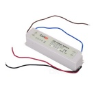 SPD10610 Water Resistance 60W External LED Power Supply - White (100~240V)