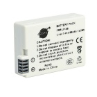 DSTE LP-E8 2100mAh Battery for Canon Rebel T2i / T3i / T4i / T5i - Grey White