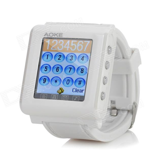 AOKE 812 Watch Phone w/ 1.44