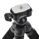 Fotopro RM-100-1 Octopus Style Flexible Mini TrIPOD for Camera - Black