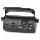 "JWD R520 1,8 ""TFT 1.6MP CMOS Weitwinkel Auto DVR Camcorder w / TF / 6-LED IR Night Vision - Schwarz"