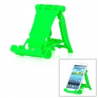 Protective Plastic Desktop Stand for Iphone 5 / 4S / Samsung i9300 / N7100 - Green