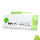 Avoi AVS-TV603 Android 4.1 Google TV Player w / Wi-Fi Antenne / 1GB RAM / 4GB ROM - White