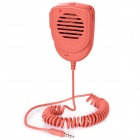 Stylish Walkie Talkie Transceiver for Iphone 5 / Iphone 4S / Iphone 4 - Watermelon Red (3.5MM Plug)
