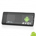 AVOI AVS-TV602 Android 4.0 Google TV Player w/ Wi-Fi / 1GB RAM / 4GB ROM - Black