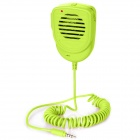 Stylish Walkie Talkie Transceiver for Iphone 5 / Iphone 4S / Iphone 4 - Green (3.5MM Plug)