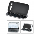 Wireless Bluetooth v3.0 + HS 50-Key Keyboard w/ Back Case + Stand for Samsung Galaxy i9300 - Black