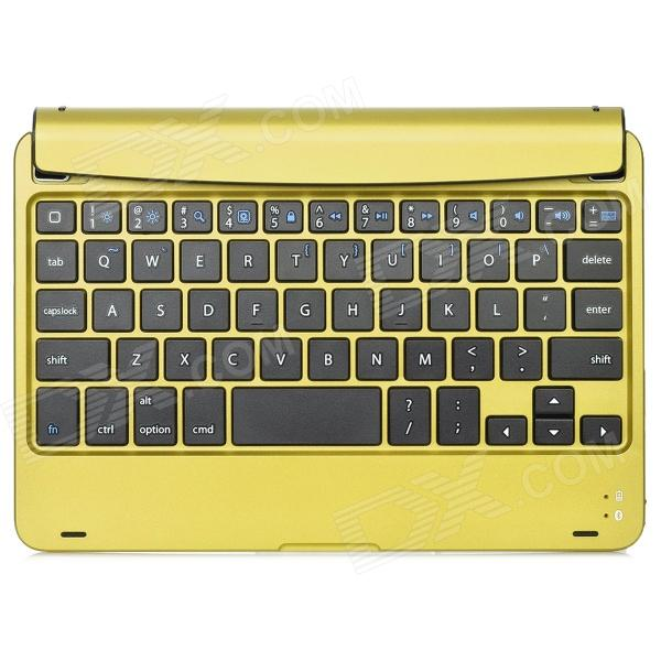 Stylish Bluetooth V3.0 59-Key Keyboard for Ipad MINI - Green
