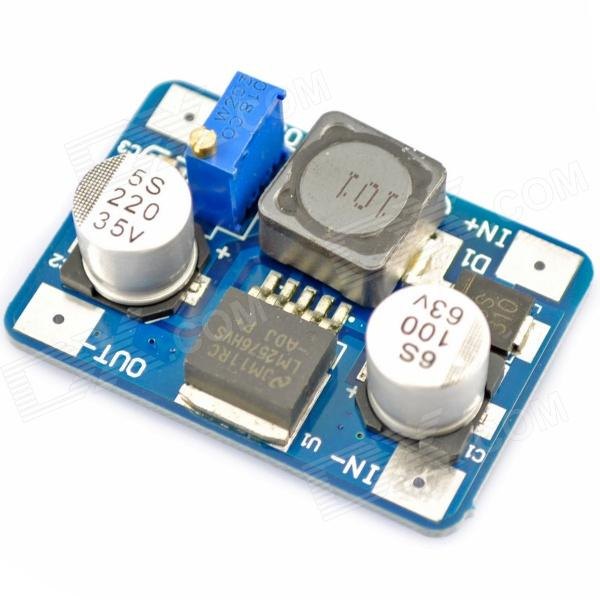LM2576HVS DC-DC Voltage Step Down Module - Blue (DC 5~60V)