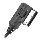 AMI-03 AMI Male to 3.5mm Plug Audio Cable for Audi - Black