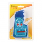 Portable Handheld Induction ID Card Machine - Blue (2 x AAA)