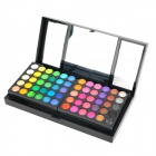 180A Pearl Light Cosmetic Makeup 180-Color Three-Layer Eyeshadow Palette - Black