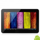 "YOUZEN Q7V 7"" LCD Capacitive Screen Android 4.1 Dual Core Tablet PC w/ G-Sensor / Camera - Black"