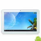 "YOUZEN Q7 7"" LCD Capacitive Screen Android 4.1 Dual Core Tablet PC w/ G-Sensor / Dual-Camera - White"