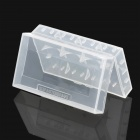 Protective PP Battery Storage Cases for 18650 / 17670 / 16340 / CR2 (3 PCS)