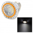 YouOkLight YK0756 E27 4W 450lm 6500K COB LED White Spotlight - Silver + Golden
