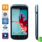 "CDS S1 Android 4.0 CDMA Bar Phone w/ 4.5"" Capacitive Screen, Wi-Fi, GPS and Dual-SIM - Tarnish"