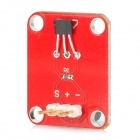 OJ-XM1129 Digital 5V Hall Switch / Magnetic Field Detection Sensor Module - Red