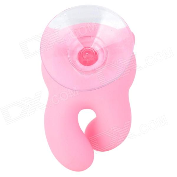 Shopping Cute Pig Style Toothbrush Holder W Suction Cup