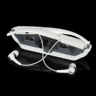 "Iwear-2 84"" Virtual Screen Digital Video Glasses for Iphone / Ipad / Ipod - White"