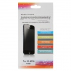 Protective PET Clear Screen Protector Guard Film for Samsung Ativ S GT-i8750 / T899 - Transparent