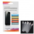 Protective Screen Protector Guard Film for Samsung Ativ S GT-i8750 / T899 - Transparent (3 PCS)
