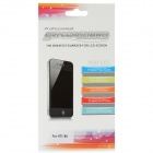 Protective PET Clear Screen Protector Guard Film for HTC 8S - Transparent