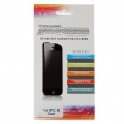 Protective PET Clear Screen Protector Guard Film for HTC 8X - Transparent