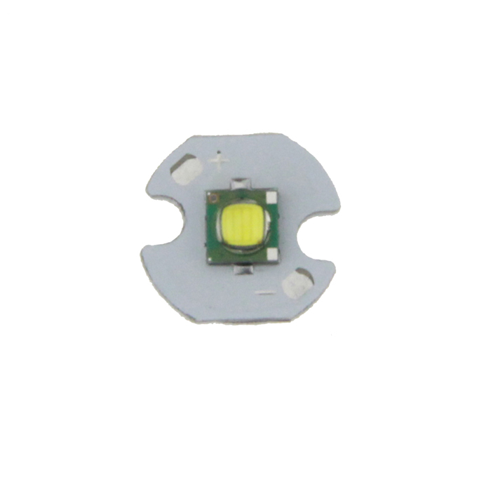 5W 480lm White Light LED Emitter - Silver (3.0~3.6V)