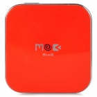 DIWEINUO Mokablue Third Generation Bluetooth v2.1 GSM Apple Peel - Red + Silver