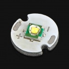 Cree XP-E R3 3W 200lm 6500K White Light LED Emitter - Silver (3.0~3.6V)