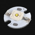 Osram 3W 200lm 6500K White Light LED Emitter - White + Silver (3.0~4.0V)