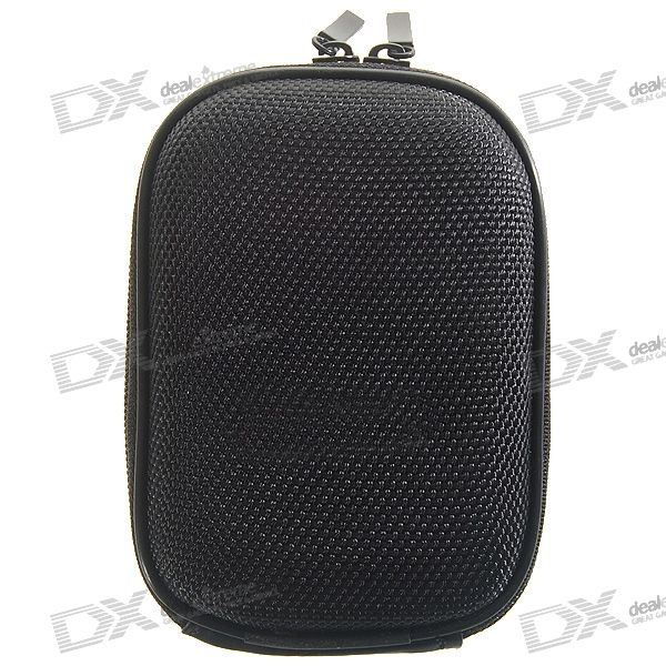 "4""*3"" Digital Camera Bag for Canon IXUS/PowerShot (Black)"