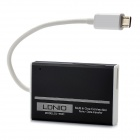 LDNIO Multifunctional MS / M2 / SD(HC) / TF / MiniSD Card Reader for Samsung / Sony / Toshiba Tablet