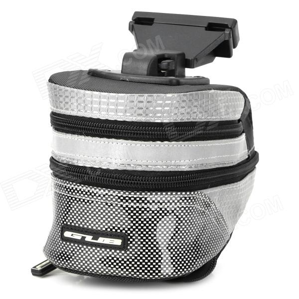 GUB 3342 Multifunction Waterproof Bicycle / Bike Tail Bag - Grey + Black аксессуар sks twentyniner sks 11378