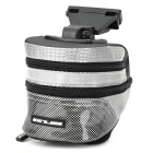 GUB 3342 Multifunction Waterproof Bicycle / Bike Tail Bag - Grey + Black