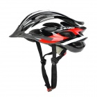 Headway N36 24-Vent Outdoor Sports Fahrrad Fahrradhelm - Black + Red