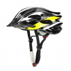 Headway N36 24-Vent Outdoor Sports Bicycle Cycling Helmet - Black + Yellow
