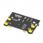 03100226 Breadboard Dedicated Power Module Compatible with 5V / 3.3V - Black + Yellow