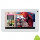 "PIPO S1 7 ""kapazitiven Bildschirm Android 4,1 Dual Core Tablet PC w / TF / HDMI / Wi-Fi / Camera - White"