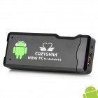 COZYSWAN MK802 Android 4.0.4 Google TV Player w/ 1GB RAM / 4GB ROM / Wi-Fi / HDMI - Black