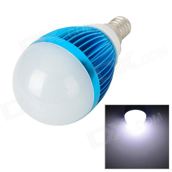 E14 DB-14CE309 3W 280lm 6500K 6-5630 SMD White Light Lamp Bulb (89~265V)