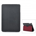 BERES Mini Protective Genuine Leather Case for Ipad MINI - Black