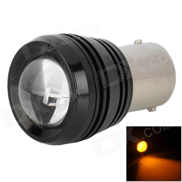 1156 3w 200lm 1-LED Car Light Yellow Light Directivo (12V)
