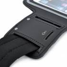 Deportes al aire libre de Apple para Iphone 5 + Ipod Touch 5 - Negro + Gris