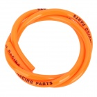 DIY Rubber Motorcycle Oil Tube - Orange (100cm)